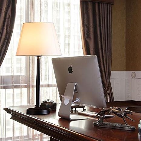 KAI Schlafzimmer Lampe Wohnzimmer Dekoration Tischlampe Amerikanischen  Mediterranen Zimmer Schlafzimmer
