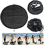 Wincom Dishman Water Sports WD 1.3M Surfing Diving Wetsuit Change Bag Mat Waterproof Nylon Carry Pack Pouch for Water Sports