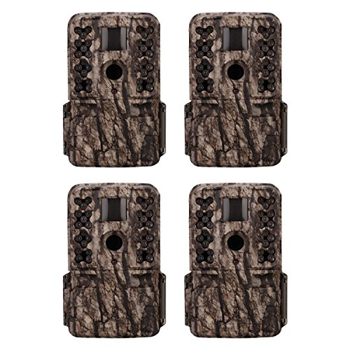 ow Glow Infrared Game Camera (4 Pack) ()