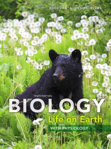 Biology: Life on Earth with Physiology Plus MasteringBiology with eText -- Access Card Package (10th Edition)