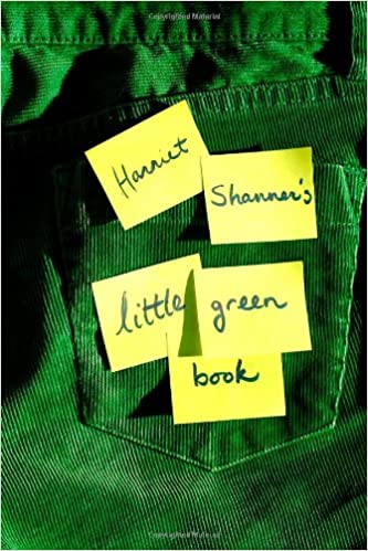 Book Harriet Shanner's Little Green Book
