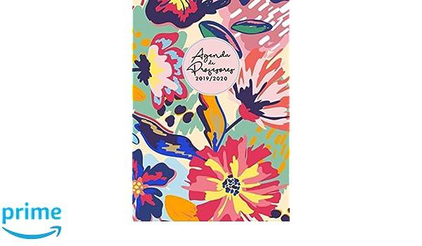 Amazon.com: Agenda de profesores 2019/2020: DIN A4 ...