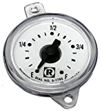 Moeller Marine Mechanical Direct Sight Fuel Tank Read Capsule