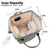 Lifecolor Diaper Bag Nappy Bags Waterproof Travel