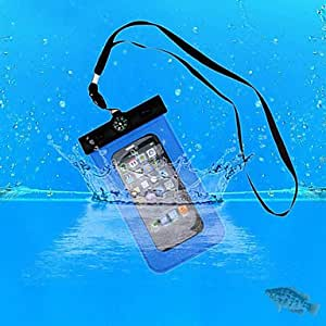 MOFY- Universal bolsa impermeable subacu‡tica de Apple para el iPhone 5G 5S 5C