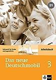 Das neue deutschmobi. Arbeitsbuch. Per la Scuola media: Das neue Deutschmobil 3 (Nivel B1) Cuaderno de ejercicios (Edition Deutsch) - 9783126761413