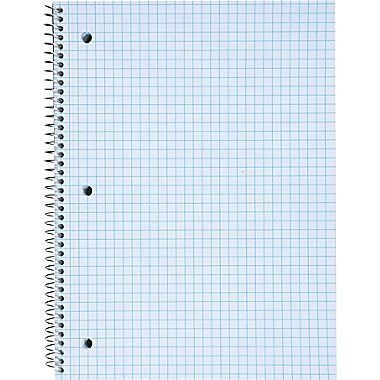 (Staples Ruled Paper Graph Pad (11625M))