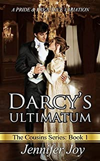 Darcy's Ultimatum by Jennifer Joy ebook deal