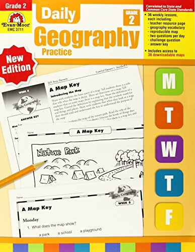 daily geography practice grade 2 - 1