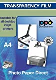 """PPD A4 Equivalent to LTR 8.5x11"""" Inkjet"""