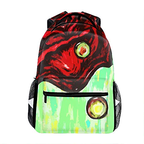 D. Rose Kids Backpack School Book Bag for Toddler Boys Girls]()
