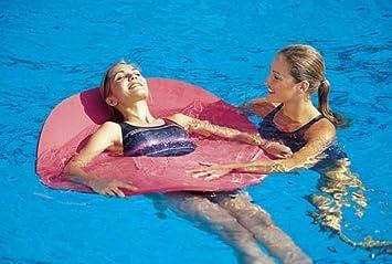 New Unisex Aqua Swim Relaxation Support Ring Pool Floating Swimming