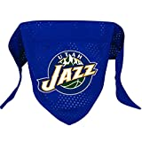 Hunter MFG Utah Jazz Mesh Dog Bandana, Large