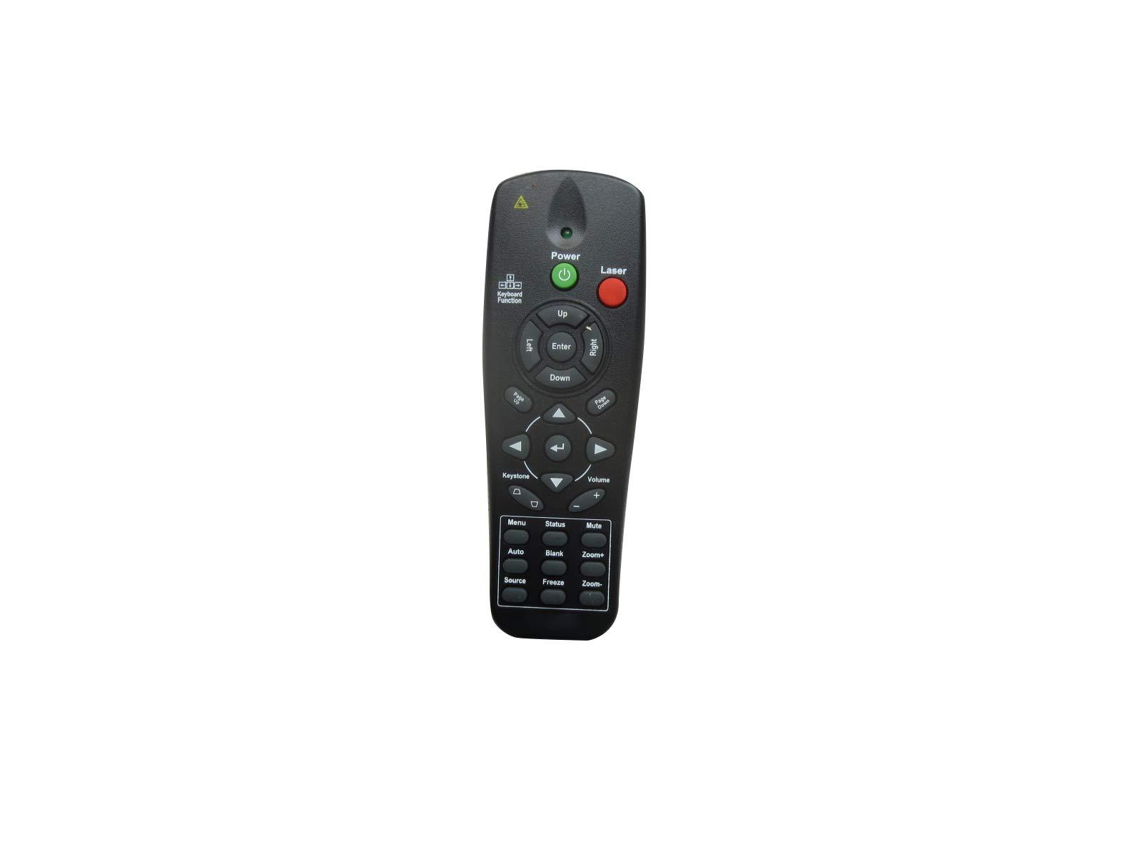 Remote Control for Promethean SSIHD-P1 PRM-45 PRM-45A PRM-42 PRM-42A PRM-32 UST-P1 PRM-35 UST-P1G DLP Projector by Easytry123