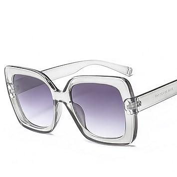 YYXXZZ Gafas de sol Gafas de Sol extragrandes para Mujer ...