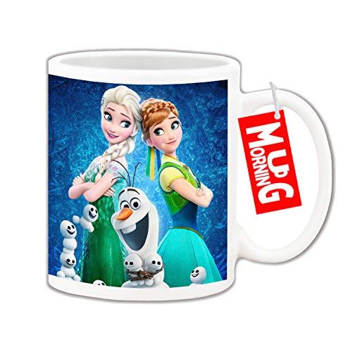 Mug Morning Frozen Mug for Girls   Frozen Mug for Kids   Frozen Mugs Price & Reviews