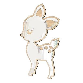 3D Karikatur Kinder Spiegel Wandaufkleber Wandaufkleber für Ornament Dekoration