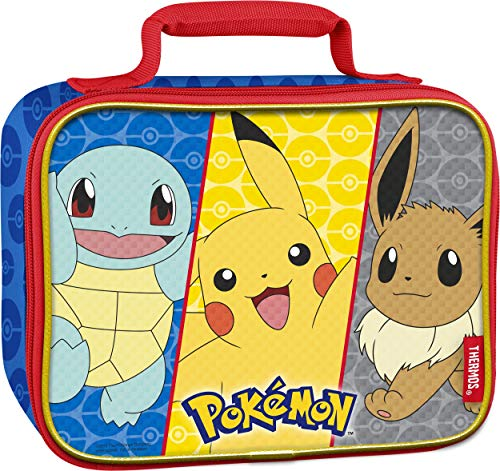Thermos K219032006 Soft Lunch Kit, Pokemon, One Size,