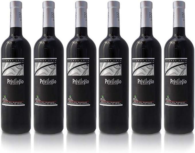 Viña Romale - Vino Crianza Privilegio Viña Romale - Pack de 6 botellas: Amazon.es: Alimentación y bebidas