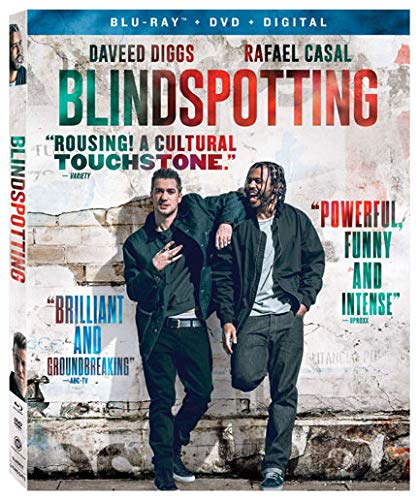 Blu-ray : Blindspotting (With DVD, Digital Copy, 2 Pack)
