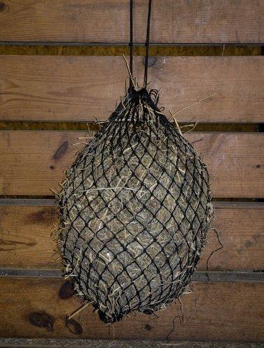 Black Lami-Cell Small Feeder Hay Net