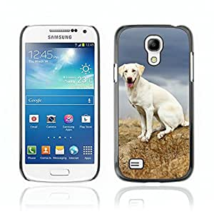 Super Stellar Slim PC Hard Case Cover Skin Armor Shell Protection // V0000850 Dog Puppy Pattern // Samsung Galaxy S4 MINI i9190 i9192 i9195