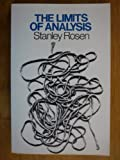 The Limits of Analysis, Rosen, Stanley, 0300033273