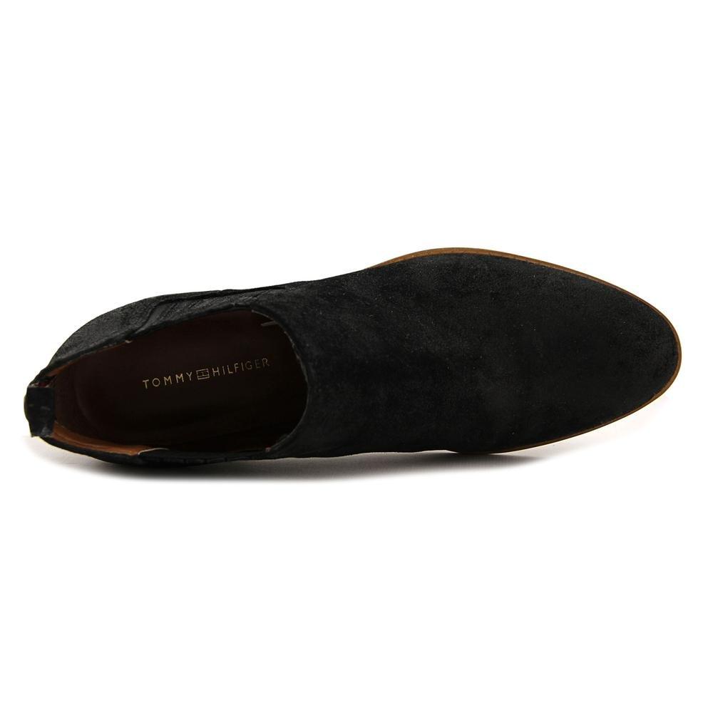 Tommy Hilfiger Ripley Mujer US 7 Negro Botín: Amazon.es: Zapatos y complementos