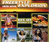 Freestyle Explosion (Vol. 1-5) [5 CD Box Set]