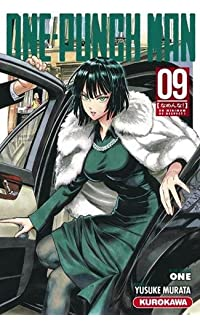 one-punch man - tome 09 (9) - broché