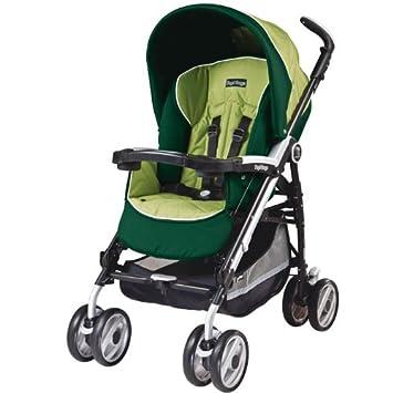 Amazon.com: Pliko P3 compacto carriola color: paloma/crema: Baby