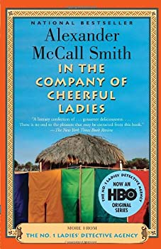 In the Company of Cheerful Ladies 140007570X Book Cover