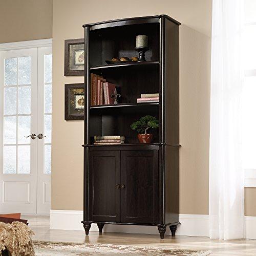 jamocha wood bookcase - 8