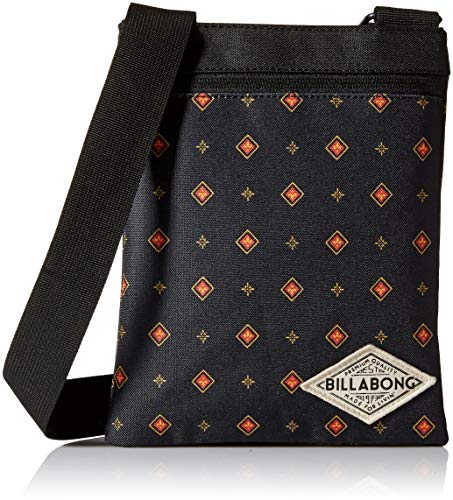 - Billabong Women's Good Vibes Bag Black/Tan One Size