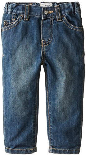 The Children's Place Baby Boys' Tide Pool Wash Jean, Tide Pool, 12-18 Months
