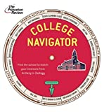 College Navigator, Princeton Review, 0375765832