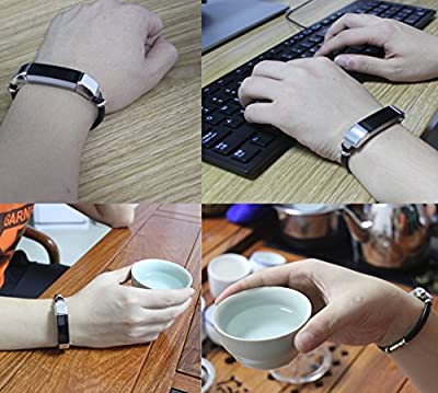 Hagibis Fitbit Alta Accessories Wristband for Fitbit Alta Band, Fashionable and Comfortable to Wear. (Hagibis Black)