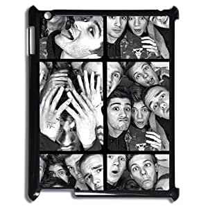 One direction Singer Series Protective Hard Plastic Back Cover Case ipad 2/3/4 case cover