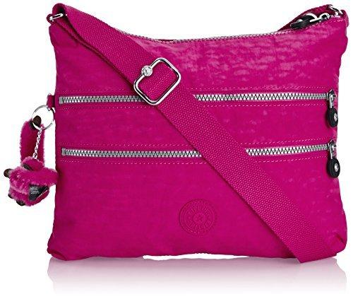 Kipling Women's Alvar Shoulder Bag K1333500H Strawberry Ice
