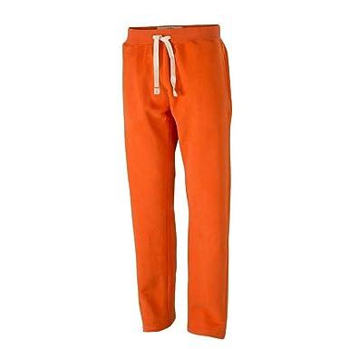 James and Nicholson - Pantalones de chándal diseño Vintage para ...