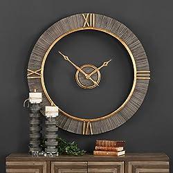 Alphonzo Modern Wall Clock