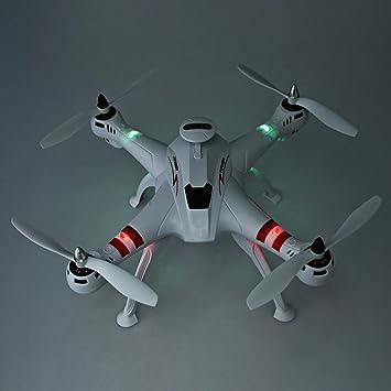 twifer Bayang juguetes X16 GPS sin escobillas RC Quadcopter RTF ...
