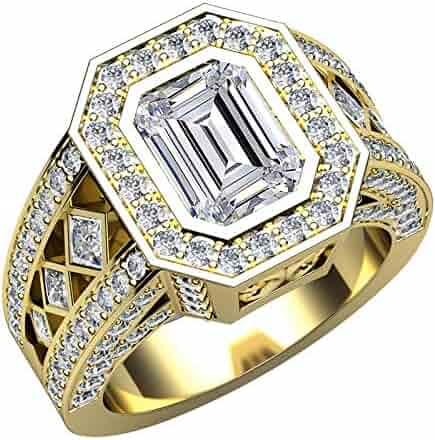 39f804488ae99 Shopping Yellow Gold - Emerald - Last 90 days - Jewelry - Men ...