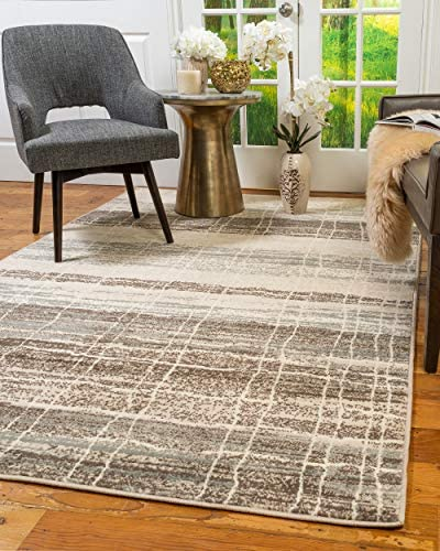 Natural Area Rugs Vintage Oriental Cascadia Polypropylene Rug 8 x 10 Multi