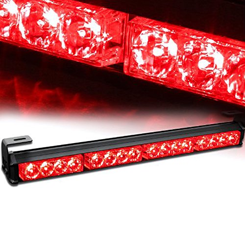 Led Scanner Red (18