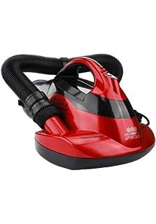 Magicrobotplus Atocare - Aspirador de mano ciclónico, 600 W, color rojo