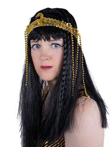 P tit payaso 91530 diadema egipcio dorado con serpiente y perlas - , Multicolor: Amazon.es: Juguetes y juegos