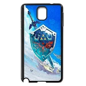 Samsung Galaxy Note 3 Cell Phone Case Black The Legend of Zelda JSK919823