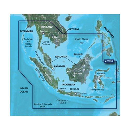 - Garmin BlueChart g2 Vision HD - VAE009R - Sin/Mal/Indonesia - microSD™/SD™