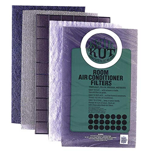 - Flanders NaturalAire Room Air Conditioner Filter - KK500- Pack of 20